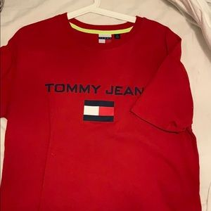 TOMMY SHIRT!